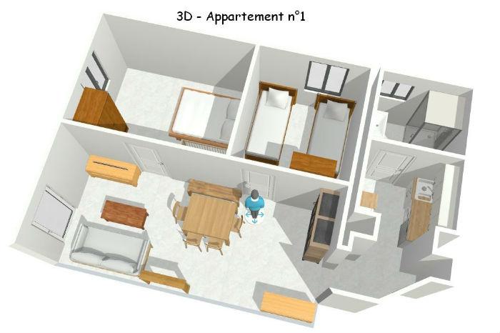 3D appart 1