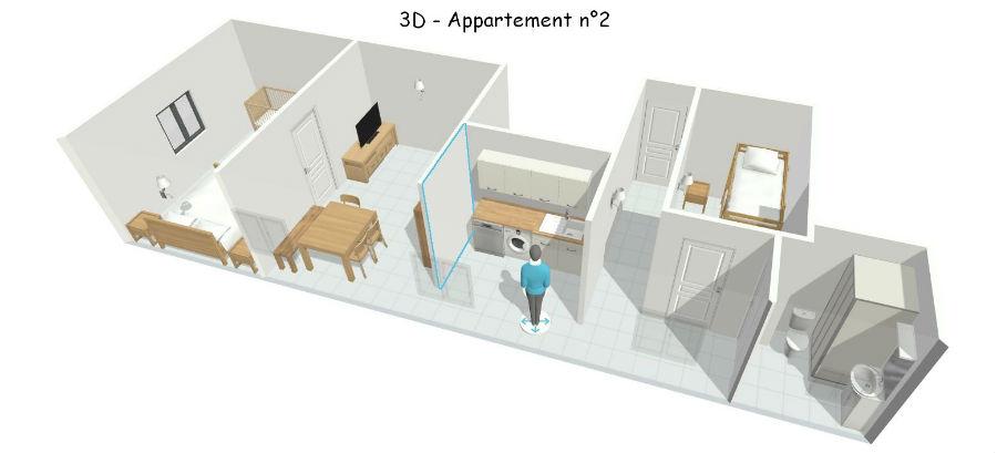 3D appart 2